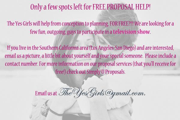 proposal tv ad