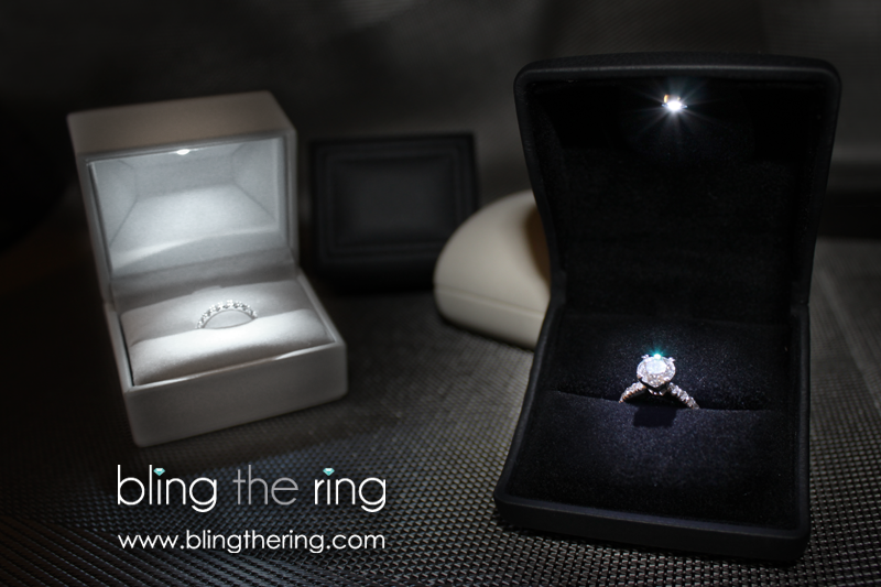 I Started This Business Because When Decided To Propose Went On A Quest Find The Perfect Lighted Ring Box Looked And