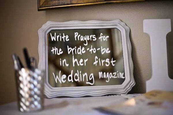 Classic White Martha Stewart Inspired Bridal Shower The Yes Girls