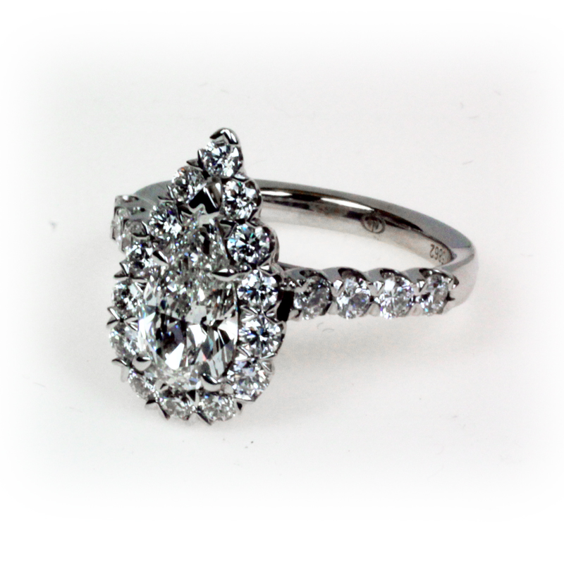 Pear Enement Ring | The Engagement Ring The Yes Girls Part 75