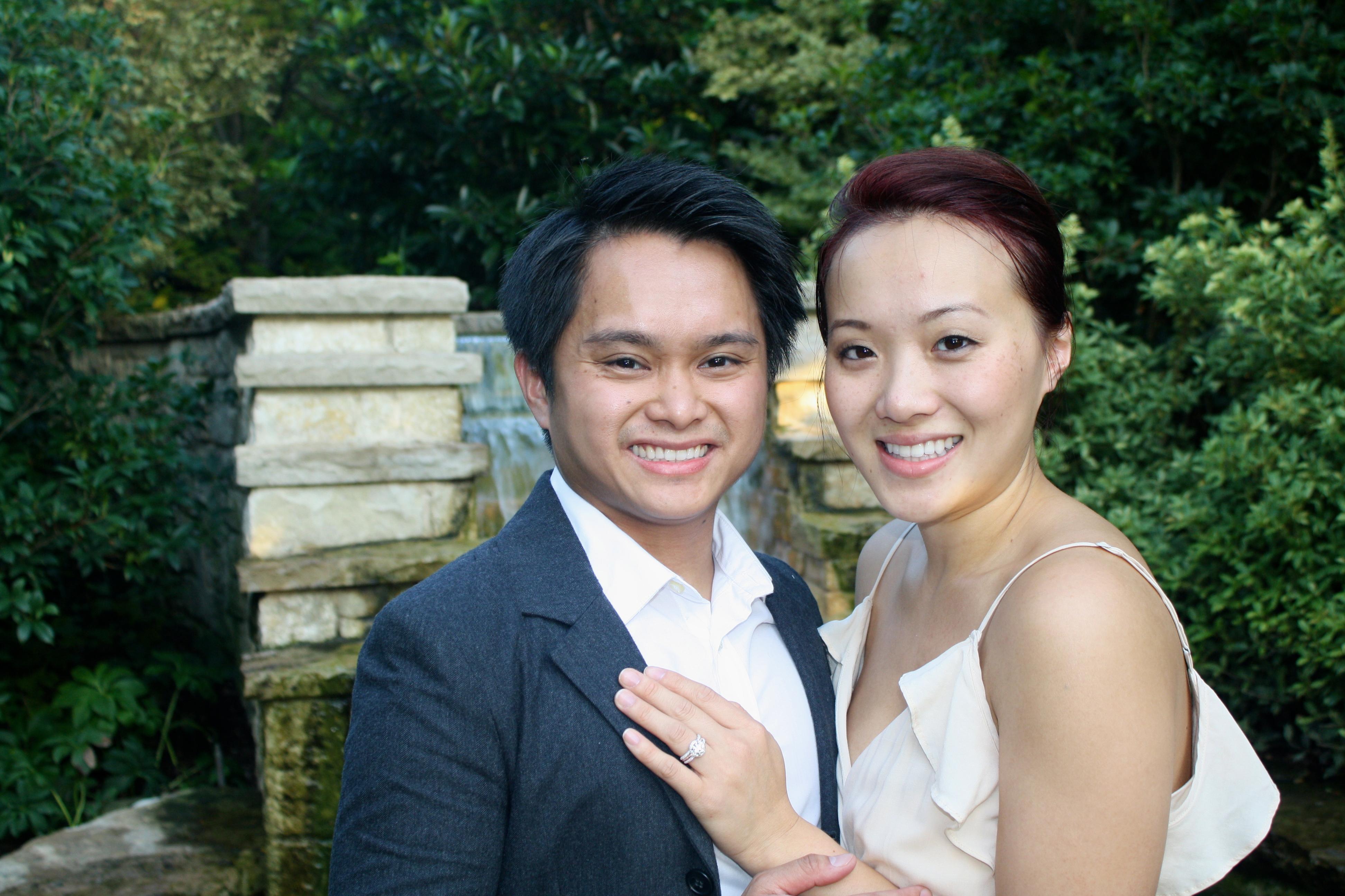 Flora huang dallas dating