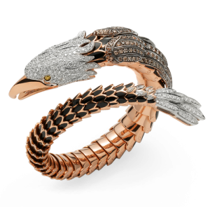 Coin Eagle Bracelet