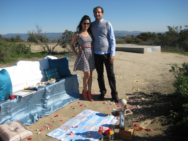 how to set up a creative proposal