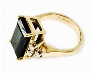 Dominion Black Ring