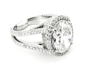 Dominion Engagement Ring