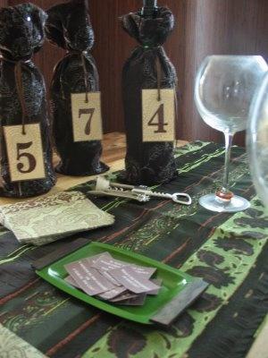 wine tasting game date night