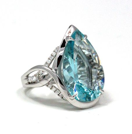 Frederic Sage Blue Ring