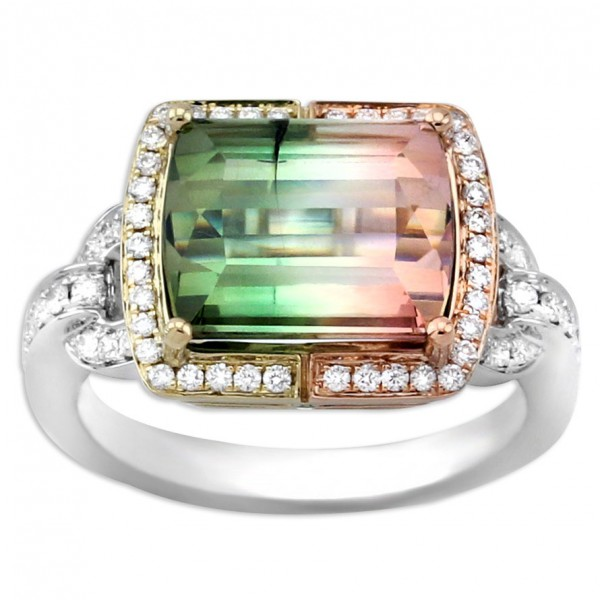 Frederic Sage Multi-Color ring
