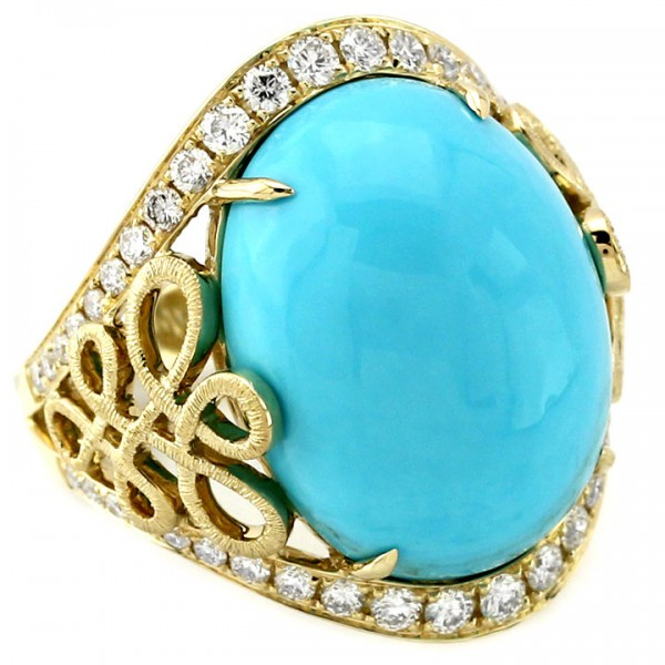 Frederic Sage Torquoise Ring