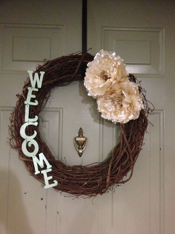 Spring Wreath by The Yes Girls
