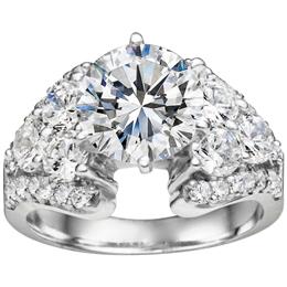 True Romance Ring