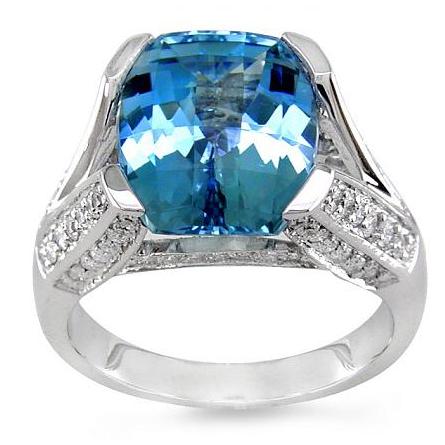 Kobelli Blue Ring