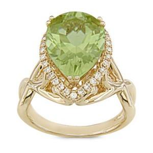 Kobelli Green Ring