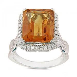 Kobelli Orange Ring