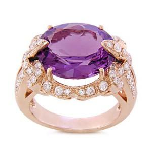 Kobelli Purple Ring