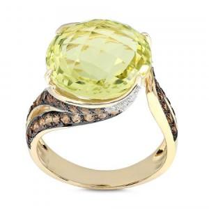 Kobelli Yellow Ring
