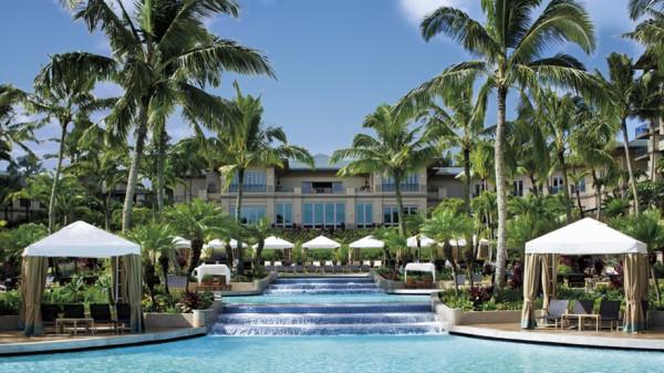 Ritz Carlton Kapalua Maui Hawaii
