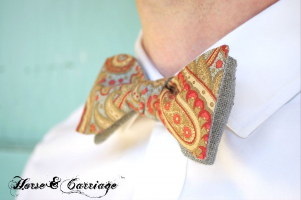 reversible bow tie 1
