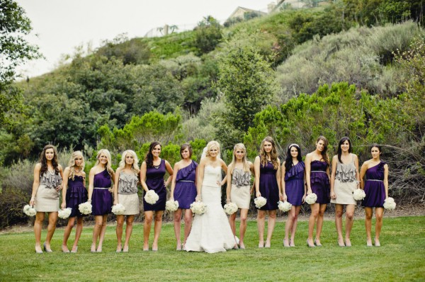 Non Traditional Bridesmaids Dresses The Yes Girls